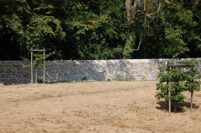 Construction murs Bois Hue - Nantes Métropole Aménagement - mai 2015