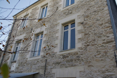 Réfection de façade Mr Hemon - septembre 2015