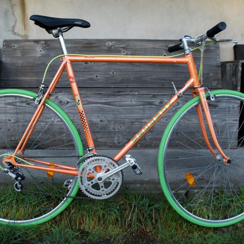 Collection 2018 - Vélo Vintage relooké, remis à neuf, garantie 2 mois - 195€