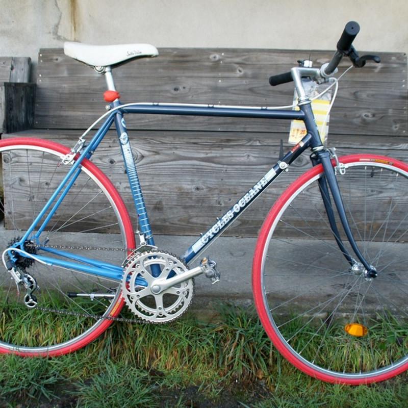 Collection 2018 - Vélo Vintage relooké, remis à neuf, garantie 2 mois - 185€